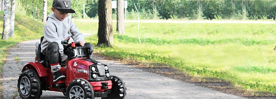 Valtra Kids Pedal Tractors