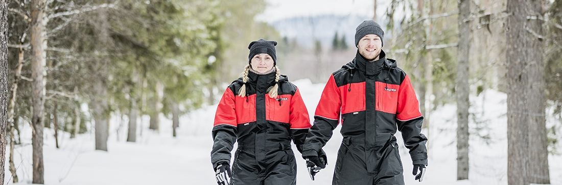 Valtra Winter Workwear